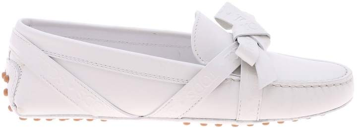 Tod's Tods Gommini Bow Loafers