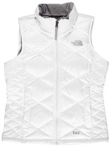 The North Face Kids - Girls' Aconcagua Vest (Little Kids/Big Kids) (TNF White) - Apparel