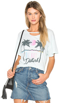 Wildfox Couture Do Not Disturb Tee in Mint. - size M (also in S)