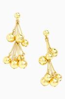 J.Crew Women's Cascade Ball Earrings