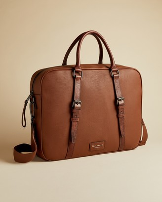 Ted Baker HOOSTON Leather document bag