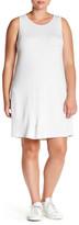 BB Dakota Scoop Neck Trapeze Dress (Plus Size)