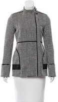 Proenza Schouler Casual Tweed Jacket