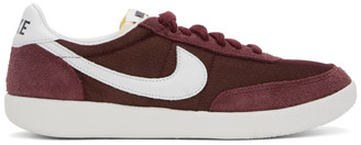 Nike Burgundy Killshot SP Sneakers