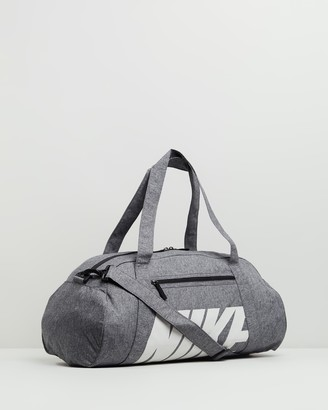 Nike Women's Grey Duffle Bags - Gym Club Bag - Women's - Size One Size at The Iconic