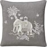 Fable Sumatra 50x50cm Grey Cushion