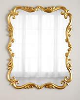 Scroll-Motif Mirror