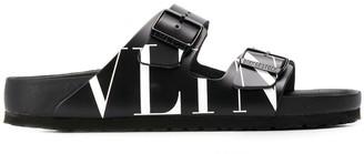 Valentino x Birkenstock VLNT sandals