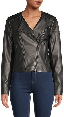 Bailey 44 Knox Faux Leather Moto Jacket