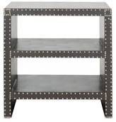 Safavieh Lacey Side Table Grey
