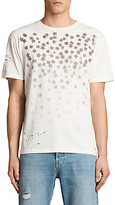 Allsaints Allsaints Sirius Stencil Star Print T-shirt