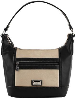 Cellini CSQ271 Robin Zip Top Hobo Bag