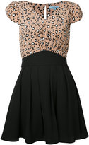 GUILD PRIME animal print dress - women - Polyester - 34