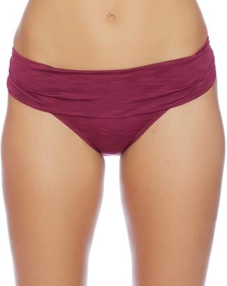 Athena Women's Lani Banded Swimsuit Bikini Bottom
