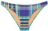 La Perla Brit Remix bikini bottom - women - Nylon/Polyamide/Polyester/Spandex/Elastane - 0