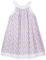Toobydoo Piazza Flamingo Dress (Toddler, Little Girls, & Big Girls)