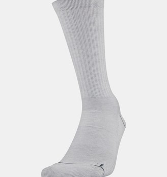 Under Armour Men's UA Phenom Crew Novelty 3-Pack Socks