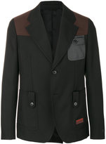 Prada colour block jacket