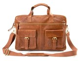 Rawlings Sports Accessories Men's 'Rugged' Briefcase - Brown