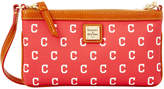 Dooney & Bourke Cleveland Indians Large Wristlet