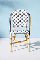Anthropologie Woven Bistro Dining Chair