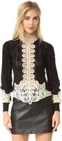 Anna Sui Victorian Knit Sweater