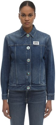 Burberry Cotton Denim Jacket