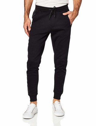 Calvin Klein Jeans Women's Instit Tape Mix Media Pant Sweatpants