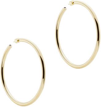 """Jennifer Fisher 2.5"""" Goop Hoops Earring"""