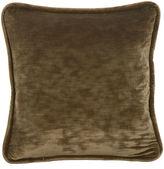 Ethan Allen Bronze Velvet Pillow