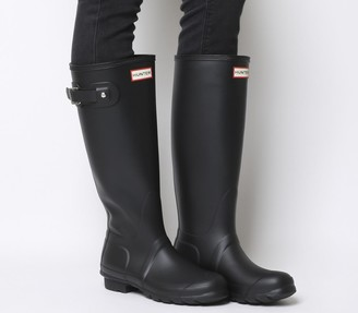 Hunter Womens Original Tall Wellies Black