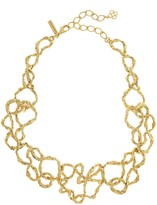 Oscar de la Renta Entangled Metal Necklace
