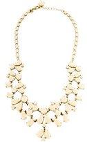 Kate Spade Fiorella Floral Bib Necklace