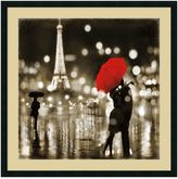 Bed Bath & Beyond Kate Carrigan A Paris Kiss Wall Art