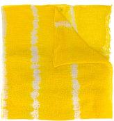 Suzusan - tie dye scarf - women - Cashmere - One Size