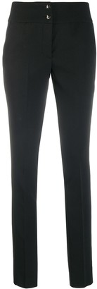 Philipp Plein High Rise Skinny Trousers
