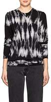 Proenza Schouler Women's Tie-Dyed Merino Wool Sweater