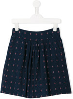 Hartford Kids - full casual skirt - kids - Cotton - 12 yrs