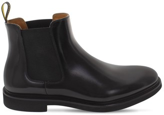 Doucal's Leather Chelsea Boot