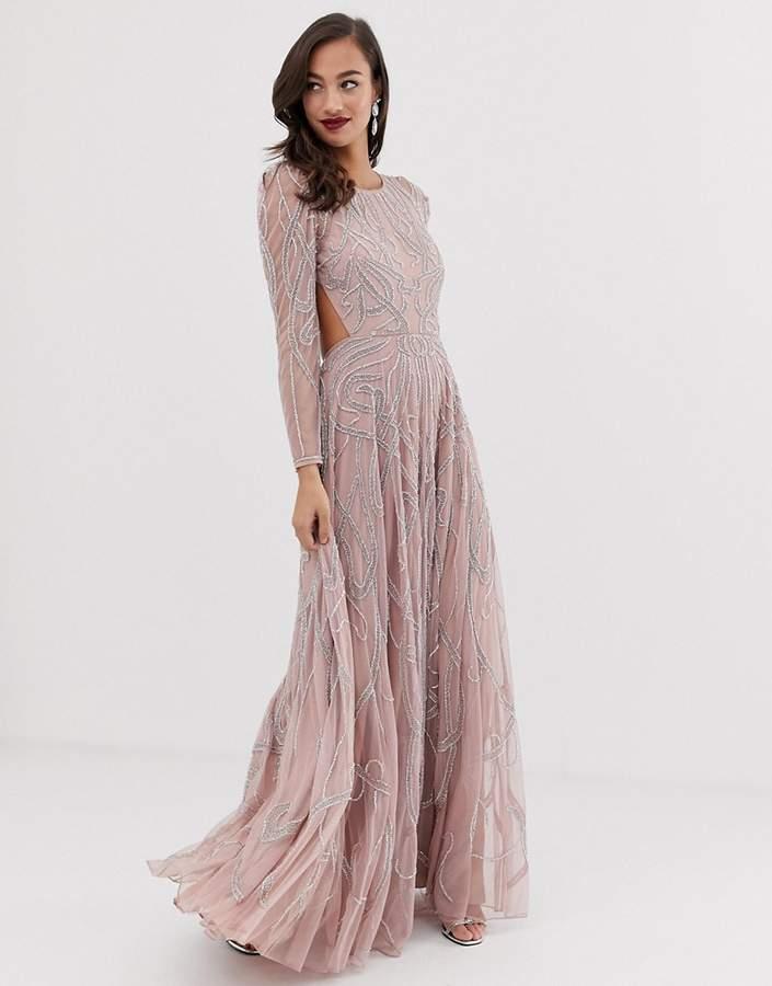 011b4ec5b2a4a Beaded Maternity Dress - ShopStyle UK