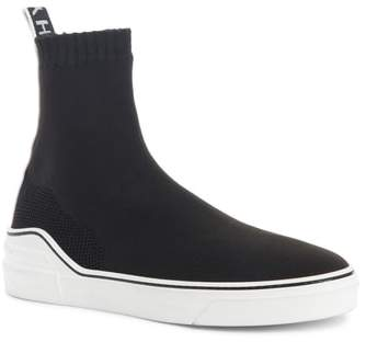 Givenchy George V Hi Sock Sneaker