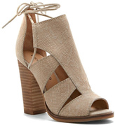 Lucky Brand Lace-Up Cage Shoe