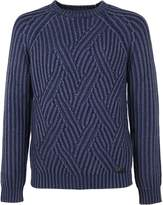 Tod's Patterned Sweater