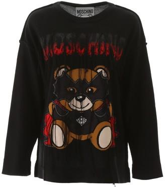Moschino Teddy Bat Sweater