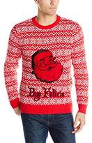 Alex Stevens Men's Bye Felicia Ugly Christmas Sweater