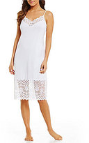 In Bloom by Jonquil Lace-Trimmed Nightgown