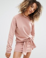 Daisy Street Relaxed Sweatshirt Co-Ord