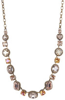 Sorrelli Mixed Cut Crystal Necklace