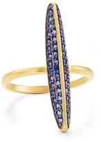 Freida Rothman Baroque Marquise Ring