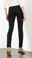 Esprit OUTLET stretch jean with glitter stones